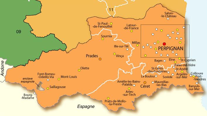 (66) Pyrénées-Orientales ∞ Semaine52.com