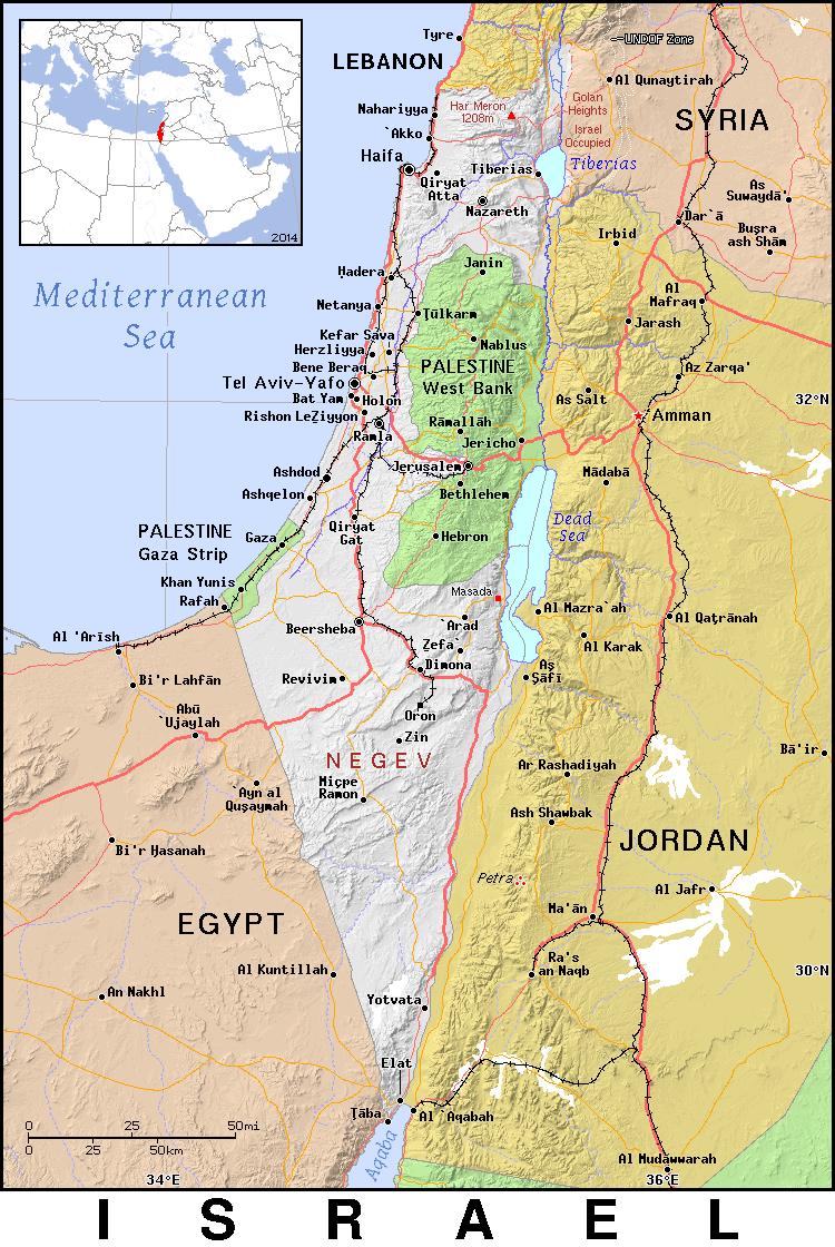 Israël ∞ Semaine52.com