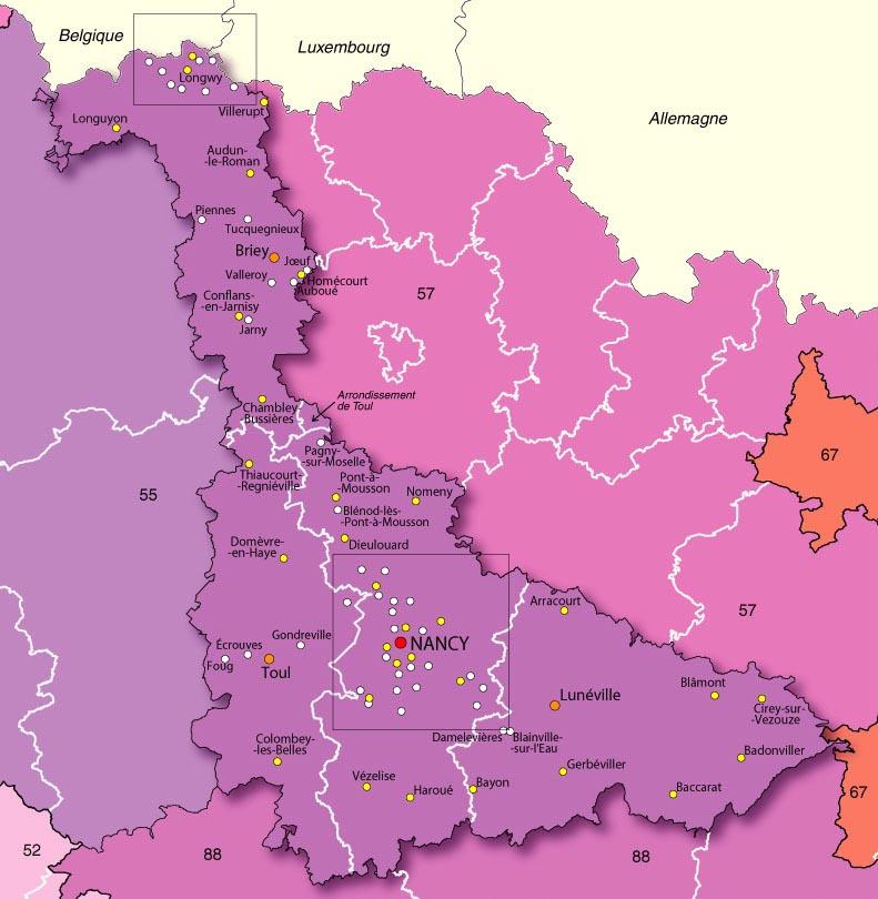 (54) Meurthe-et-Moselle ∞ Semaine52.com