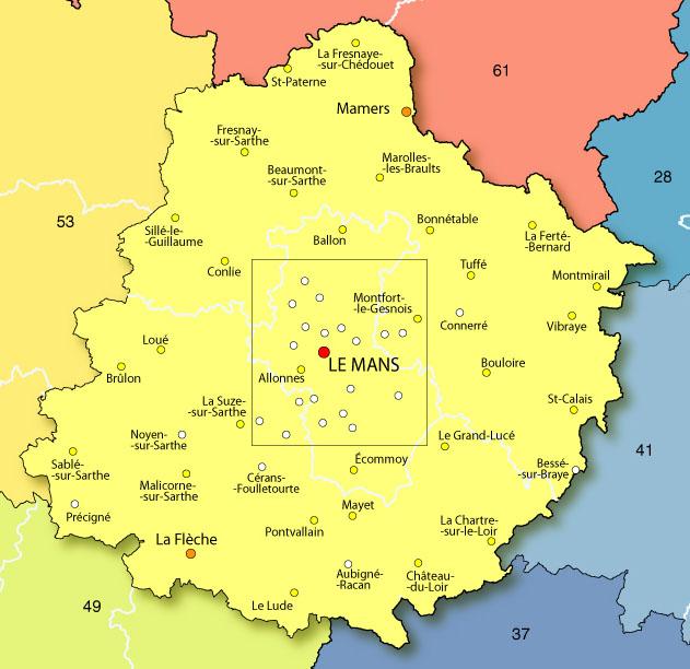 (72) Sarthe ∞ Semaine52.com